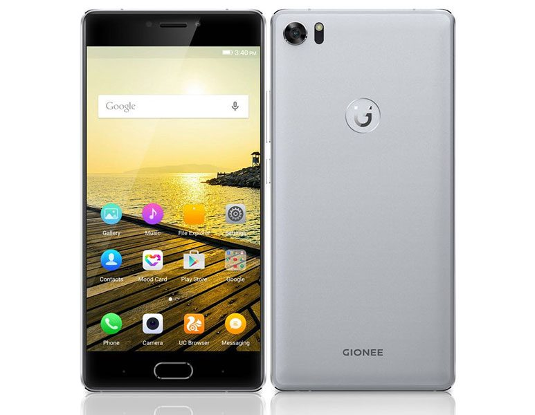 Gionee S8 with 3D Touch display and 4 GB RAM Launched at MWC 2016