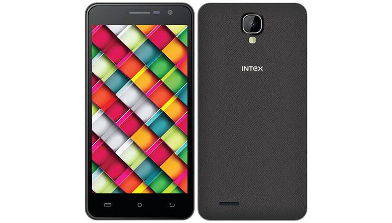 Intex Cloud Crystal 2.5D with 3GB RAM and 4G LTE launched at Rs. 6,899