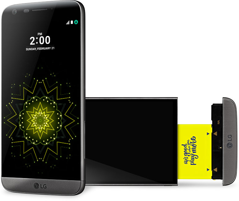 LG G5, the 2016 Flagship to launch in India Q2 2016