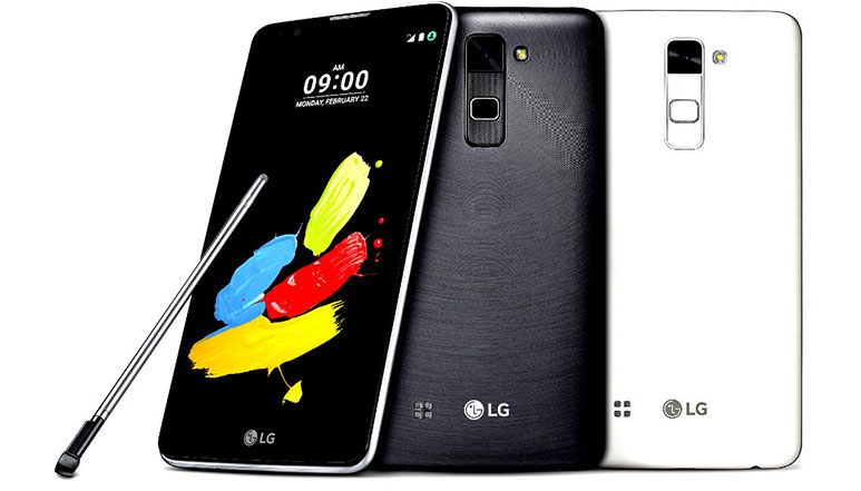 LG Stylus 2 with 5.7 inches screen announced ahead of MWC 2016