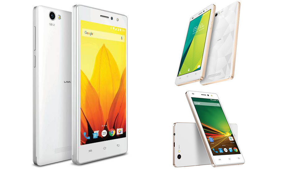Three new Lava Smartphones X11, A88 & A71 launched in India