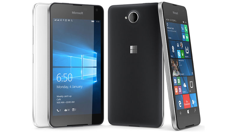 Microsoft Lumia 650 and Lumia 650 Dual Sim with Windows 10 announced