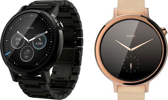 Moto-360-2nd-Gen - Best Smartwatches