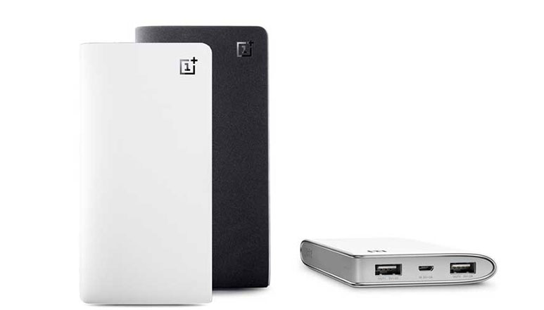 OnePlus 10000 mAh Power Bank now available on Flipkart at Rs. 1,799