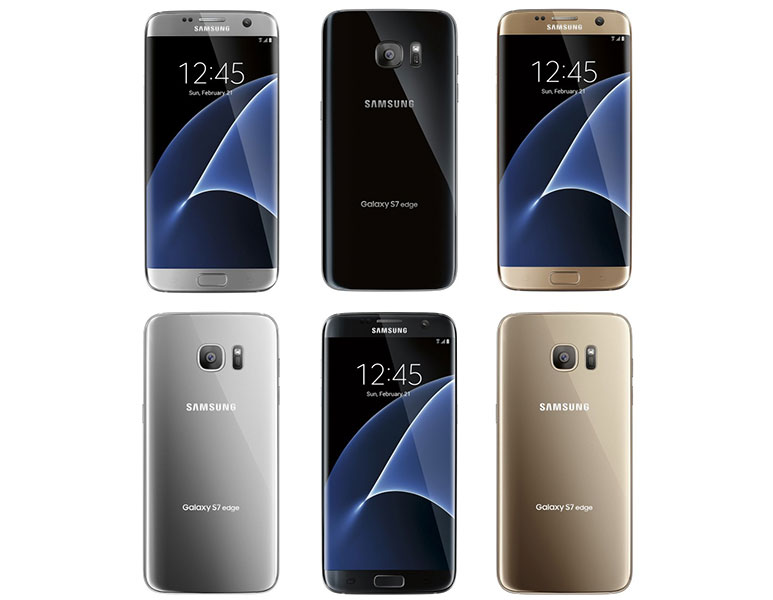 Samsung Galaxy S7 & S7 Edge High-Res Images & Pricing leaked