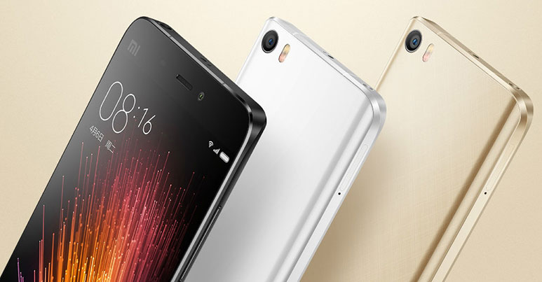 Xiaomi Mi 5 with Snapdragon 820, 3D Ceramic glass, 4-Axis OIS launched at MWC 2016