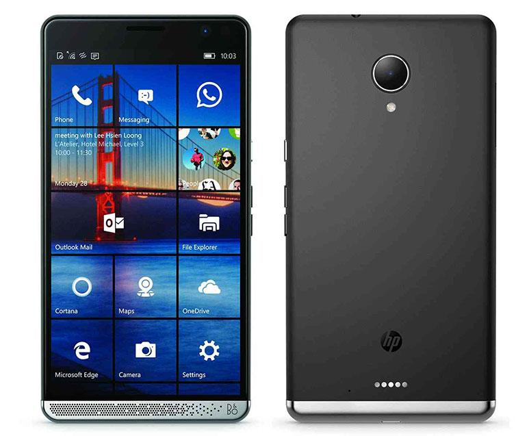 HP Elite X3 with Windows 10, Snapdragon 820, 4 GB RAM launched at MWC 2016