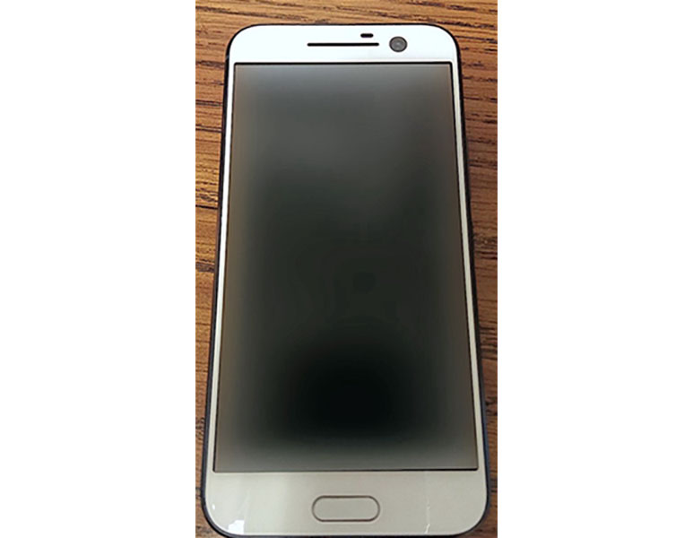 HTC One M10 white color variant live image leaked