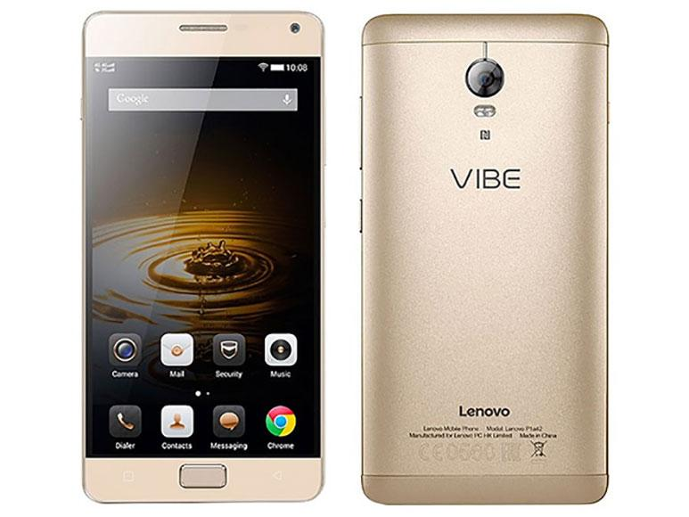 Lenovo Vibe P1 Turbo with 3GB RAM and 16MP camera Launched