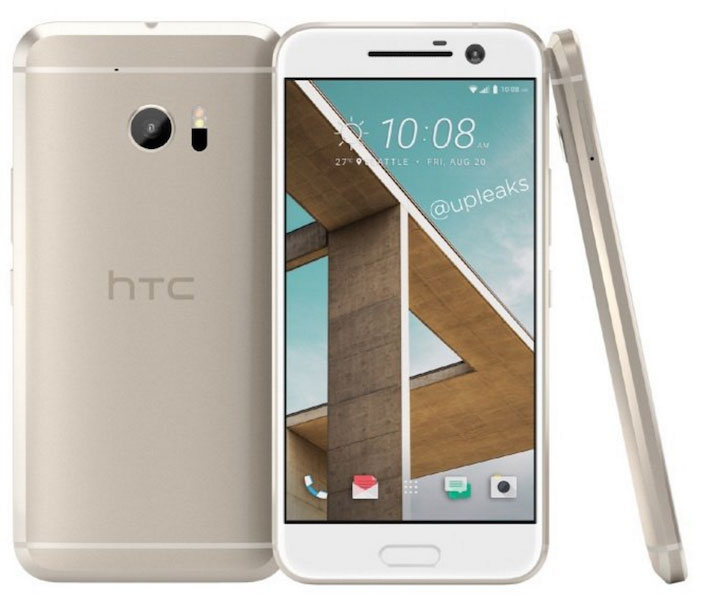 HTC 10 leaked