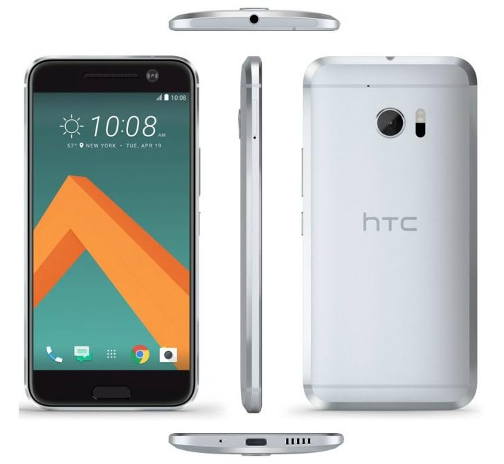 HTC One M10 to be called HTC 10; Press Renders and Live Images leaked
