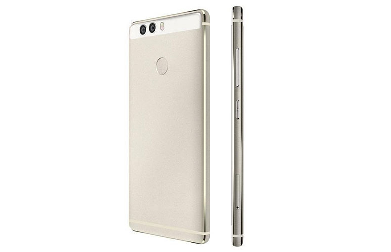 Huawei P9 new renders leaked; confirms metal body and dual rear camera setup