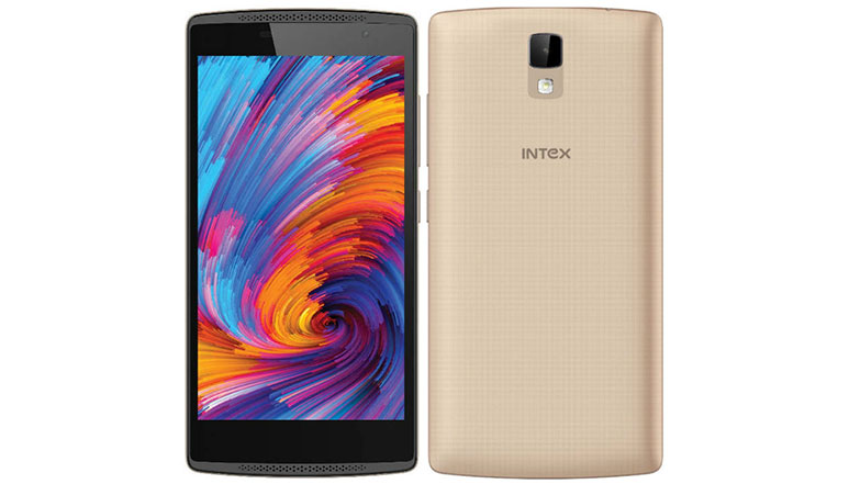 Intex Cloud Jewel with 2 GB RAM and 4G LTE launched at Rs. 5,999