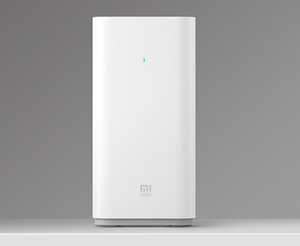 Mi Water Purifier 2, Mi Router 3 and Bluetooth Speaker