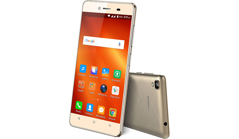 Panasonic T50 with 4.5-inch display and 1GB RAM launched at Rs. 4,990