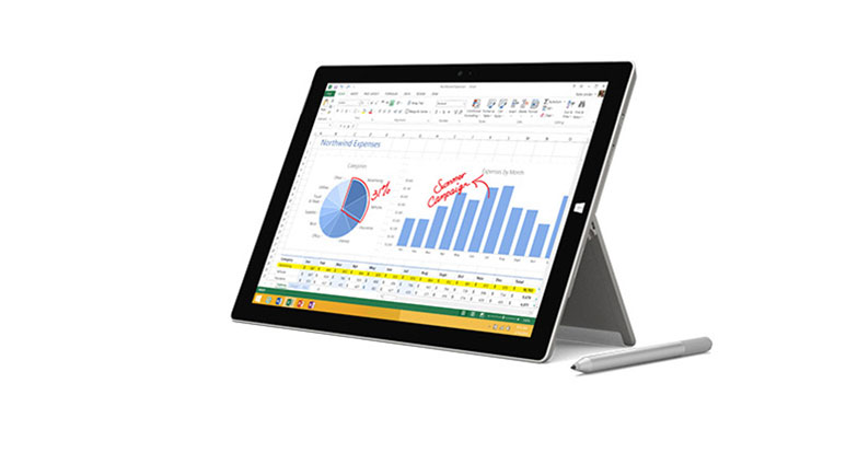 Microsoft Surface Pro 3 now available at Rs. 58,990; limited period offer