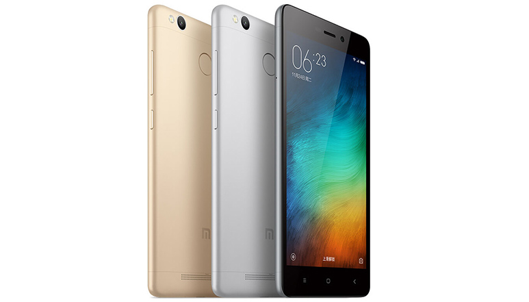 Xiaomi Redmi 3 Pro with Fingerprint sensor and 3 GB RAM launched in China