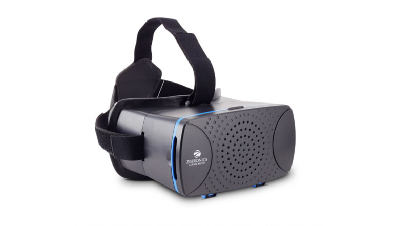 Zebronics Zeb-VR Headset launched at Rs. 1,600 in India