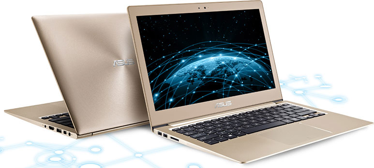 Asus Zenbook Series laptops with 6th-Gen Intel Processors launched; price starts at Rs. 55,490