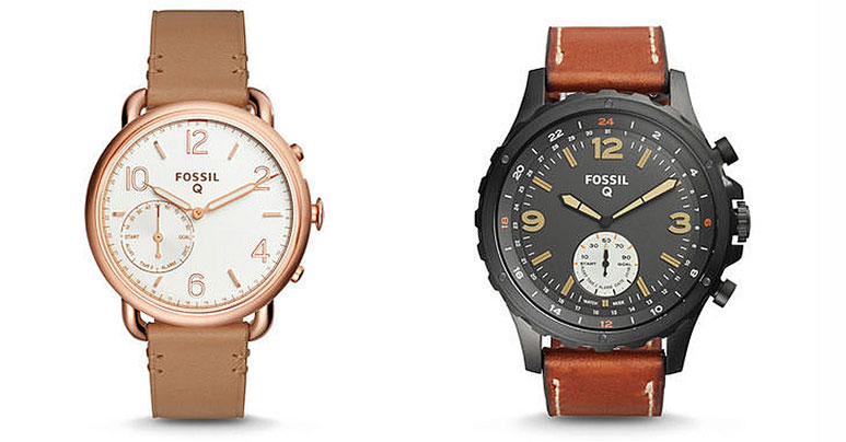 Fossil launches two New Smartwatches and an Activity tracker