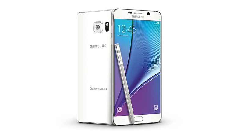 Samsung Galaxy Note 5 gets Android 6.0.1 Marshmallow update in India