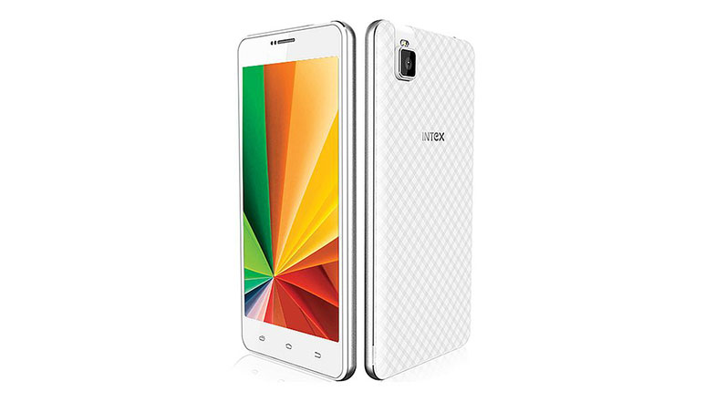 Intex Aqua Twist, the phone with 5 MP Rotating Camera launched in India at Rs. 5,199