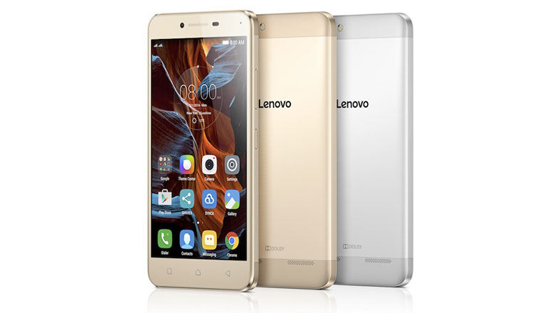 Lenovo Vibe K5 Plus with Metal body, Snapdragon 616, 13MP camera launched at Rs. 8,499