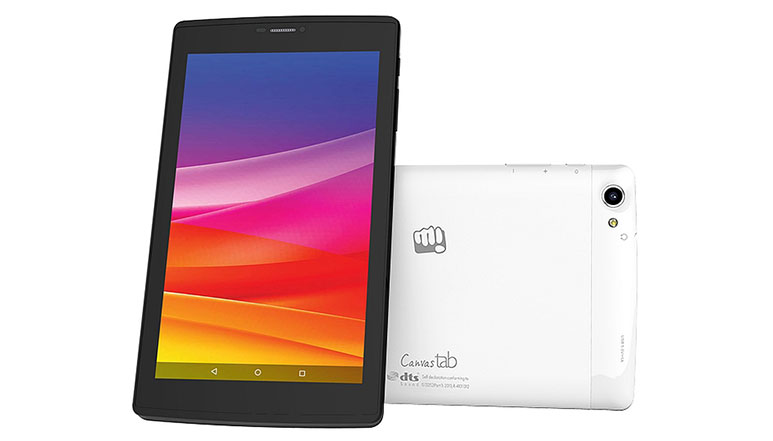 Micromax Canvas Tab P702 with 7 inches screen, 2 GB RAM launched at Rs. 7,999