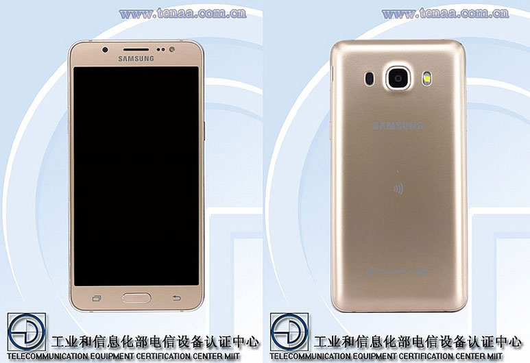 Samsung Galaxy J5 and J7(2016)