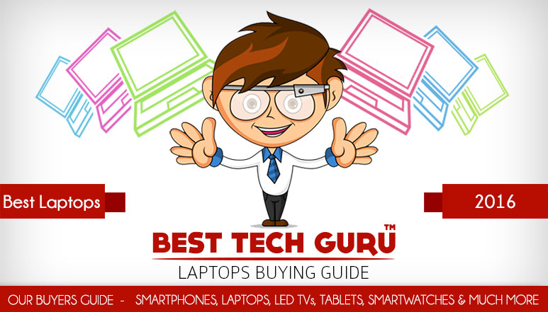 7 Best Laptops in India (2016)