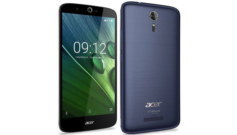Acer Liquid Zest Plus 13MP tri-focus camera and 5000mAh battery launched