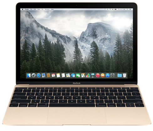 Apple-MacBook-MK4N2HN-A- - 5 Best Laptops in India