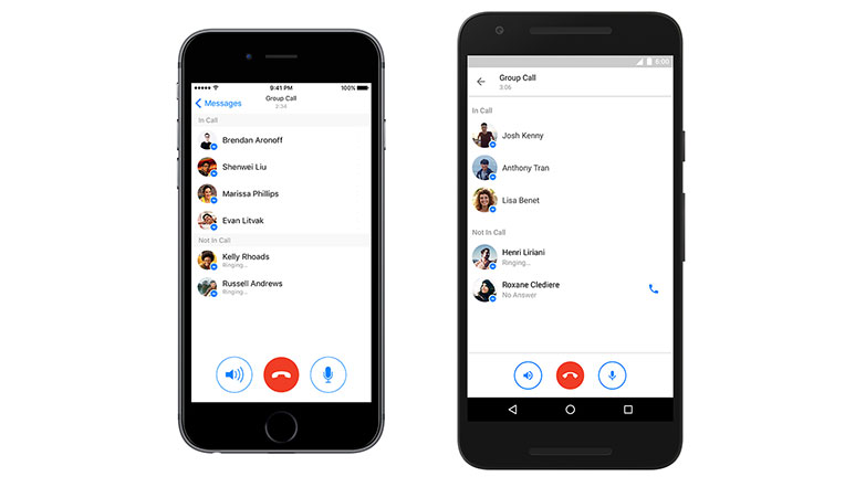 Facebook Messenger introduces Free Group Calling feature on Android and iOS