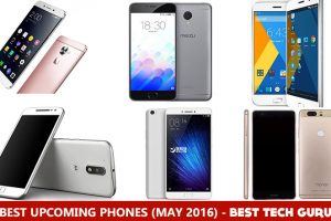Best Upcoming Smartphones in May 2016