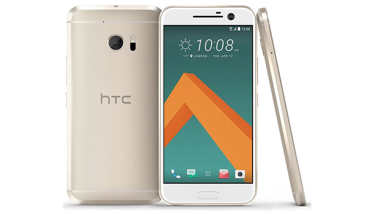 HTC 10 with 5.2inch QHD display and 12 UltraPixel rear camera launched