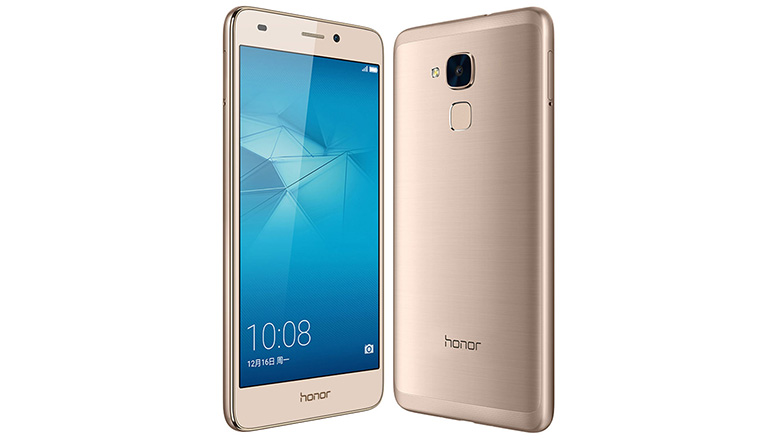 Huawei launches Honor 5C with Kirin 650 SoC, 13MP rear camera and Fingerprint sensor