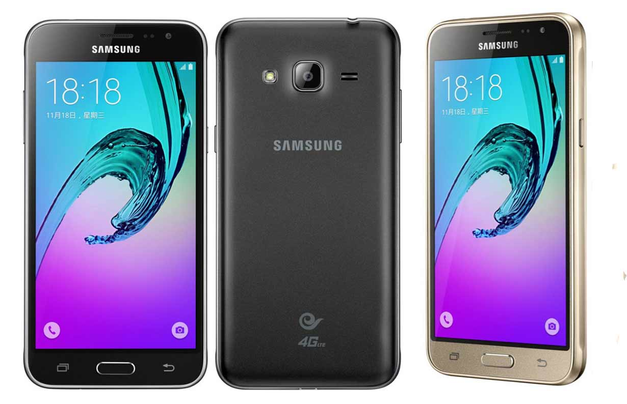 Samsung Galaxy J3 (2016) - Specifications, Price & Review [Complete] [id]