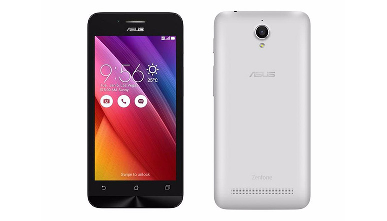 Asus ZenFone Go 5.0 LTE variant with Qualcomm SoC, 5MP front camera launched at Rs. 7,999