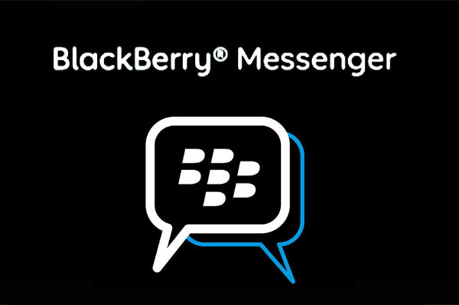 BlackBerry Messenger (BBM) update