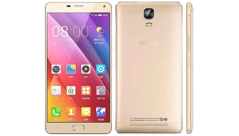 Gionee Marathon M5 Plus with 6 inch FHD display and 5020mAh battery launched