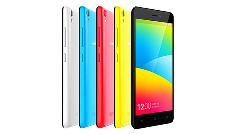 Gionee Pioneer P5W with 1GB RAM and 5MP camera launched at Rs. 6,499