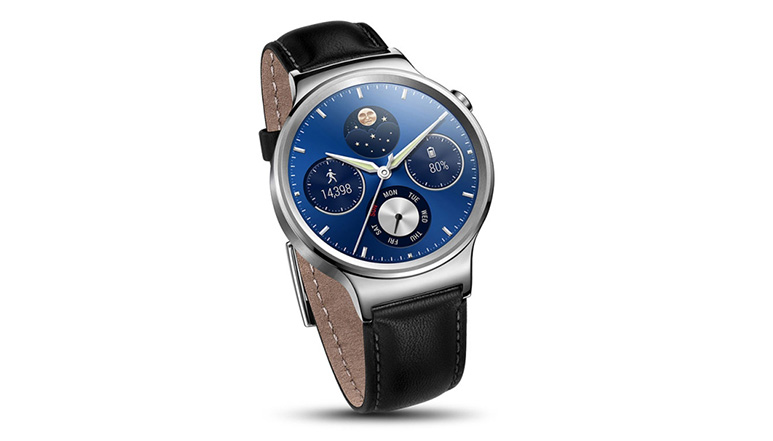 Huawei Watch launched in India at Rs. 22,999