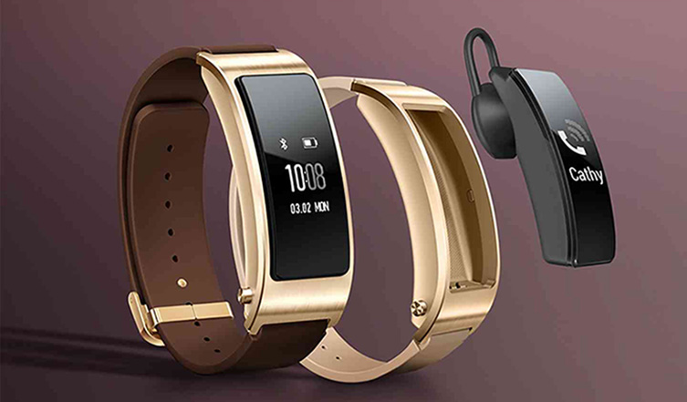 Huawei TalkBand B3 fitness tracker launched