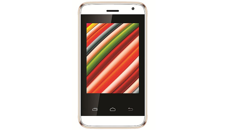 Intex Aqua G2 with 2.8 inch display and Android 4.2 launched at Rs. 1,990