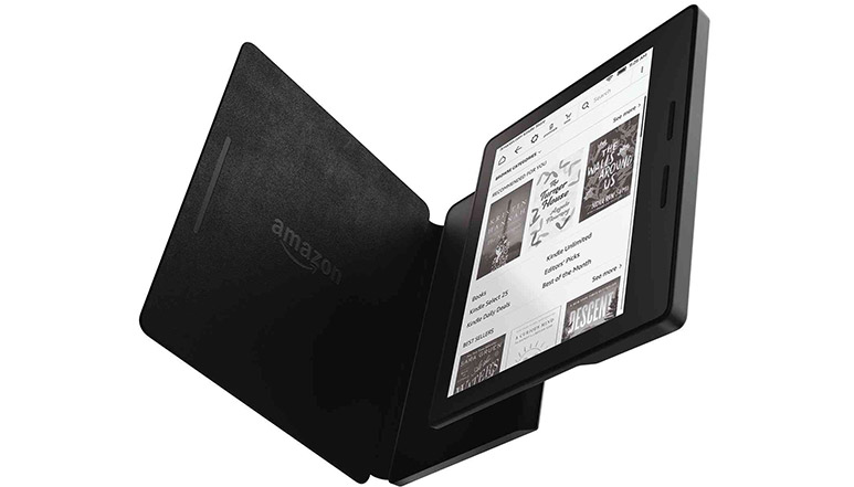 Amazon's Kindle Oasis with 6 inch display and dual battery system launched at Rs. 23,999