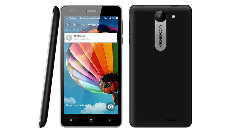 Videocon Krypton V50DA and Krypton V50DC