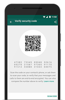 whatsappsecurity- WhatsApp end-to-end encryption
