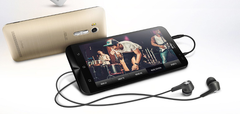 Asus Zenfone Go TV with in-built TV tuner card and 5 5 inch display