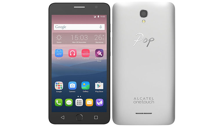 Alcatel Pop Star with 1GB RAM and 4G LTE launched at Rs. 6,999