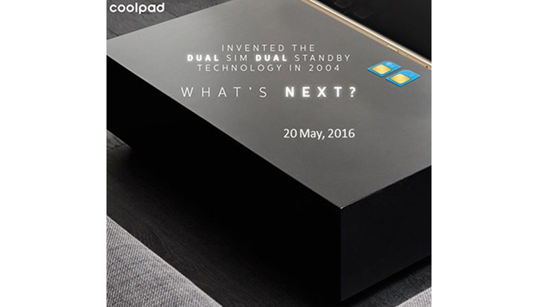 Coolpad to announce its flagship smartphone on May 20, Coolpad Max expected